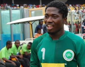 Kotoko to show solidarity to injured Hearts goalkeeper McCarthy