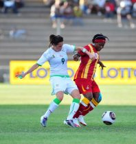 Black Queens captain Florence Okoe won't give up on AWC qualification