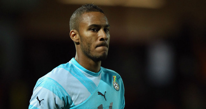 Goalkeeper Kwarasey joins Black Stars preparations for qualifiers