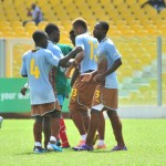 Locals score in Black Stars trial match win against Prampram United