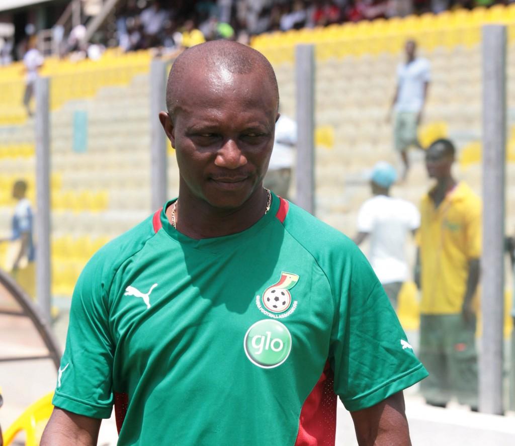 Black Stars arrive in Kumasi for Lesotho tie