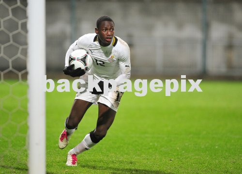 Ghana U20 lose 2-0 to South Africa in Cape Town tournament