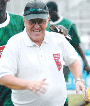 German coach Schmidt wants Kotoko return