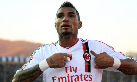 Real Madrid join race to sign Kevin-Boateng