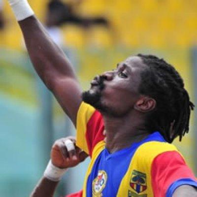 Kotoko FA Cup exit inspires Hearts