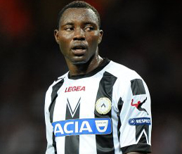 Juventus are also set to pounce for Ghana's talented midfielder Kwadwo Asamoah as negotiations with Udinese could kick off on Monday.