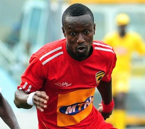 Kotoko Midfielder Akuffo Claims European Offers