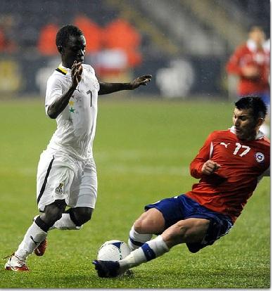 Asante Kotoko bid for winger Mpong