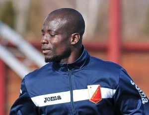 Stephen Appiah scored a classic goal in the Serbian top game on Sunday. Please watch video of the goal.