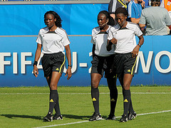 Mercy Tagoe quits refereeing due to crowd violence