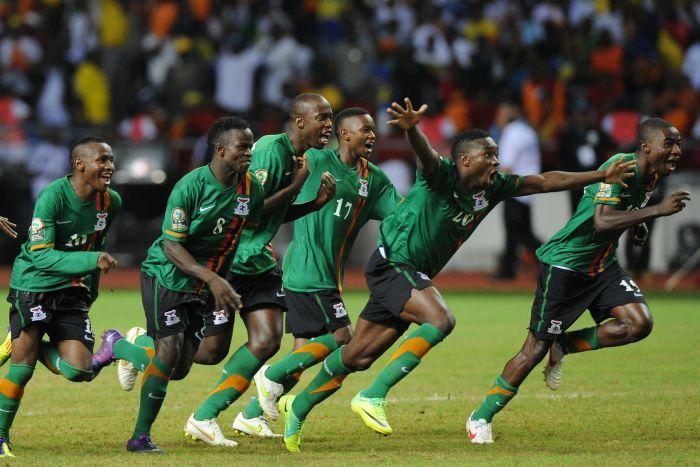 Zambia test new stadium ahead of Ghana match