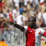 Stephen Appiah scores outstanding goal to secure Europa place for Vojvodina