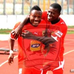Kotoko striker Acheampong recovers from injury