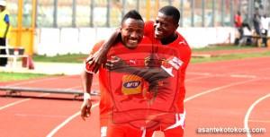 Kotoko striker Acheampong could join Beerschot FC