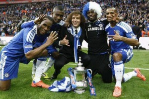 Michael Essien clinches fourth English FA Cup title