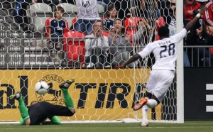 Koffie scores in Whitecaps victory in the MLS