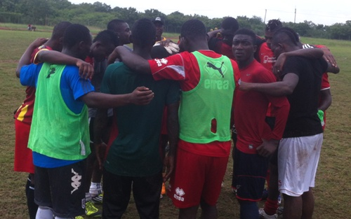 Ghana U-20 justify-your-inclusion exercise extended