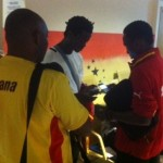 Black Stars leave for training camp in South Africa