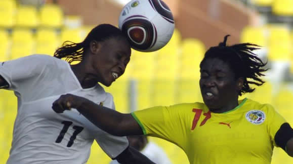 Black Queens to arrive in Cameroon for crucial AWC qualifier