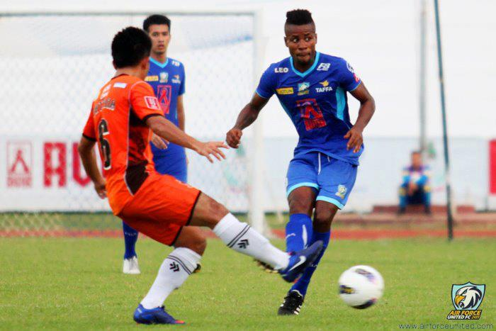 Ghanaian Deodatus claims Thai nationality switch approach
