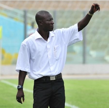 Kotoko appoint Mas-aud Dramani as new coach