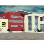 Kotoko to construct artificial training pitch
