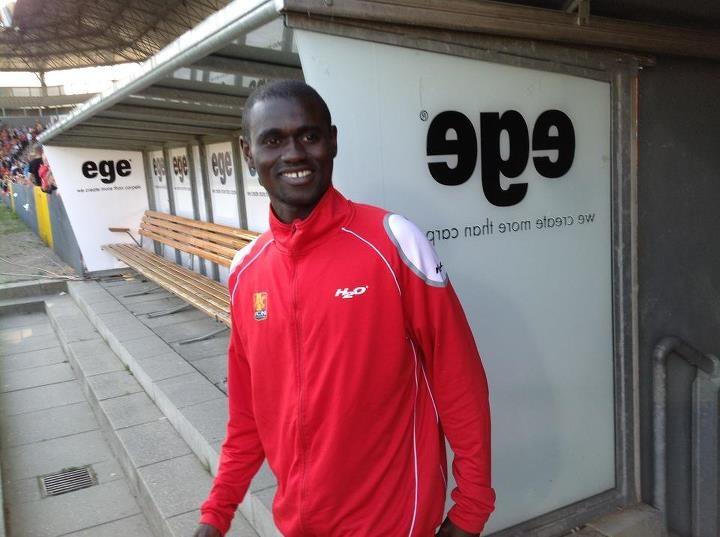 Ghanaian midfielder Adu Kofi pondering Nordsjælland contract extension