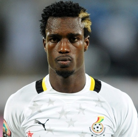 Ghana defender Boye fired up for Zambia clash