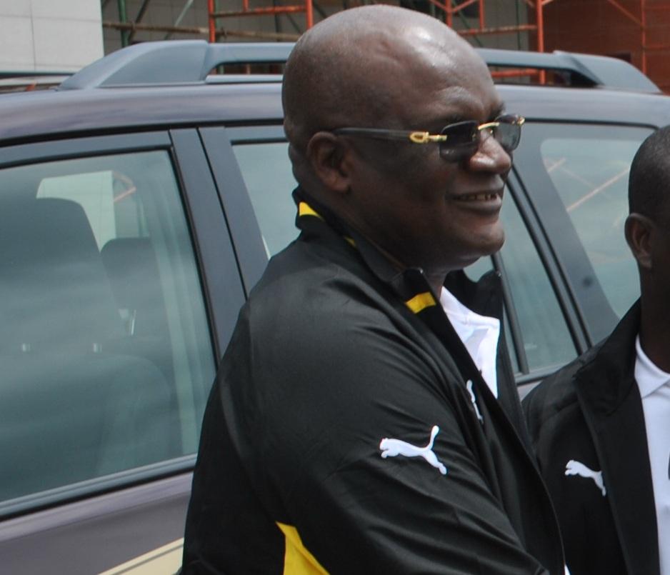 Ghana FA vice president Jordan Anagblah is dead