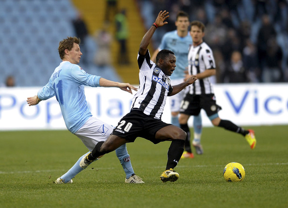Ghana star Kwadwo Asamoah drops Man Utd hint