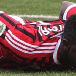 Crocked Sulley Muntari hopes to make quick recovery