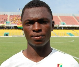 Kotoko and Hearts join race to sign defender Sumaila