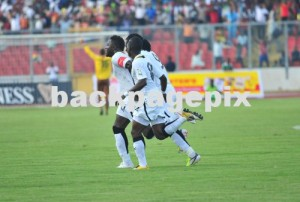 Video: Watch all Ghana goals against Lesotho, interviews with coach Appiah & Asamoah