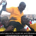 Ghana set to honour legendary coach Attuquayefio