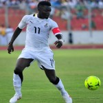Badu extols Muntari's leadership qualities