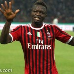 Sulley Muntari laughs off salary-slash reports