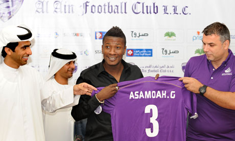 Ghana striker Asamoah Gyan  has been talking about racism in European football as he joins the fight against the societal cancer.