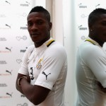 Ahinful raves about Gyan's Ghana return