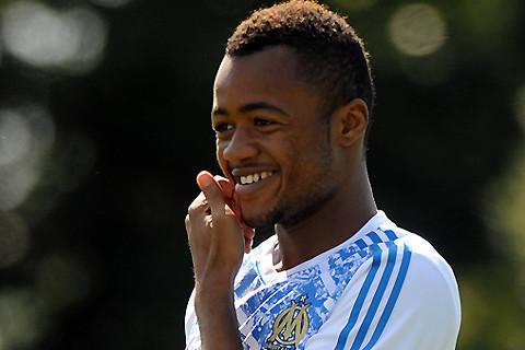 Jordan Ayew arrives in France for Marseille pre-season