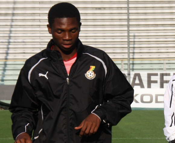 Ghanaian youngster Addico set to sign for Elche