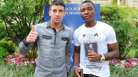 Watch video of when Ghana midfielder Kwadwo Asamoah arriving in Juventus to undergo medicals ahead of a move.