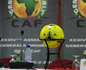 The Confederation of African Football (CAF) has praised the infrastructure on offer in South Africa ahead of the country's staging of the 2013 Africa Cup of Nations.