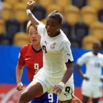 US-based Black Queens striker Dadson complain bitterly about problems in camp