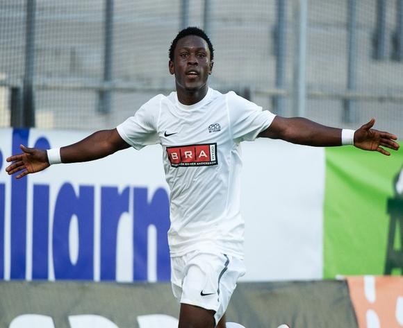 Hamburg, Werder Bremen bid for Ghana striker Waris