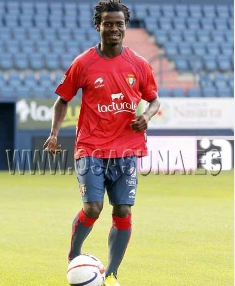 Anthony Annan ready for Osasuna challenge