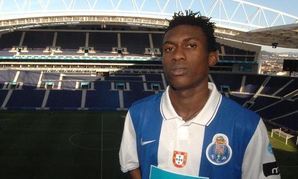 David Addy set to terminate contract with Porto