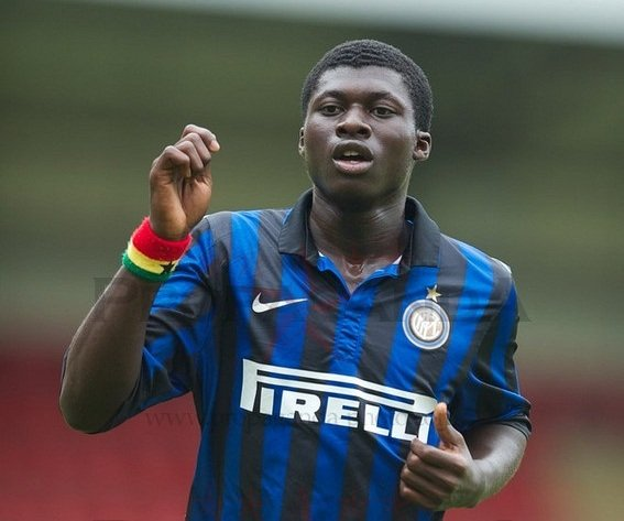 Inter's Ghana U20 star Joseph Duncan makes Serie A bow