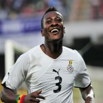Gyan feels great on Ghana return
