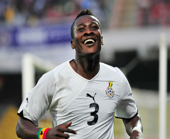 Ghana FA rubbishes Asamoah Gyan captaincy report