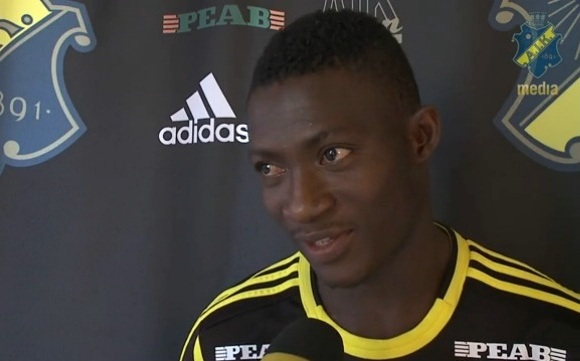 AIK Stockhom confirm Moro Ibrahim signing